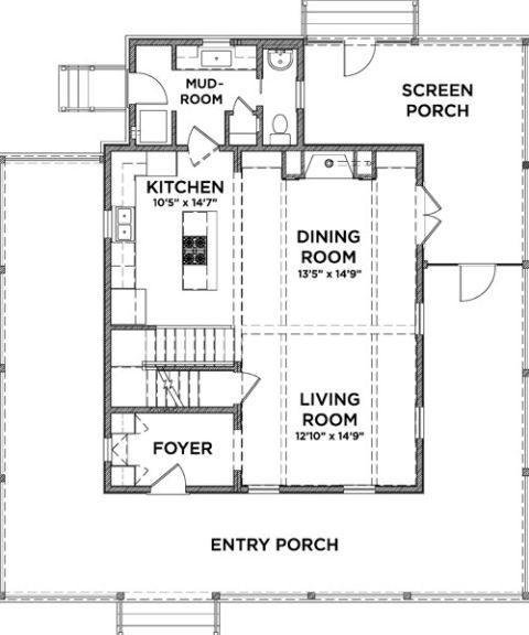 home green home floor plan
