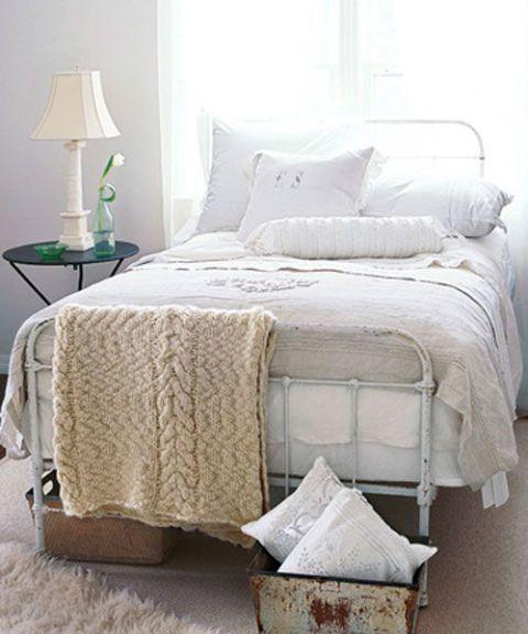 A Get-Comfy Bed