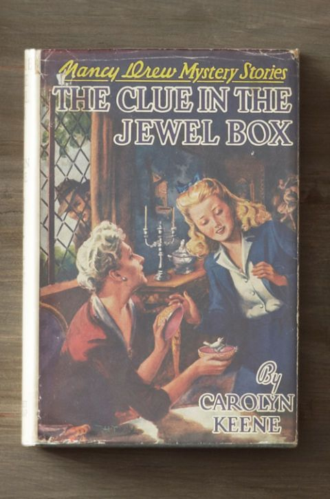 nancy drew the clue in the jewel box