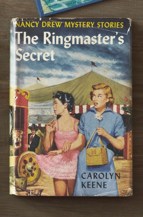 nancy drew the ringmaster's secret