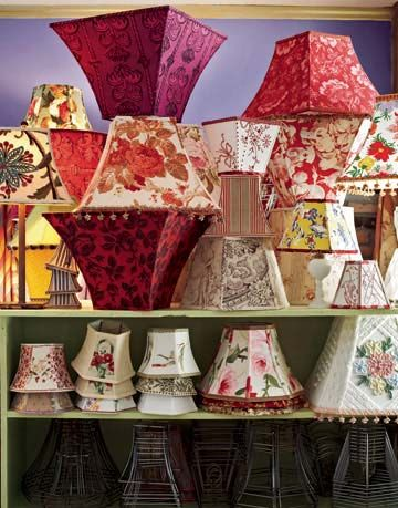 Quick And Easy Do It Yourself Lampshades
