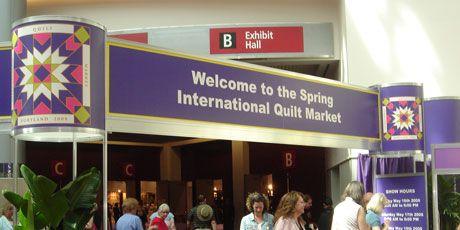 International Quilt Show 2008