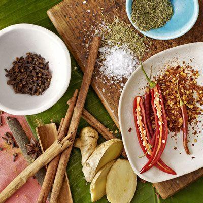 cocoa spice rub