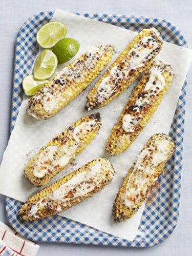spicy corn on the cob