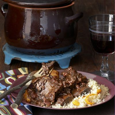 braised short ribs with parsnips