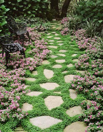 Beau Garden Pathway