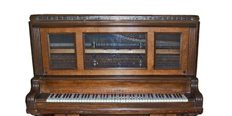 piano - Antique Appraisal - What Is It Worth?