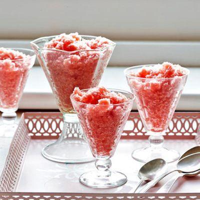watermelon granitas