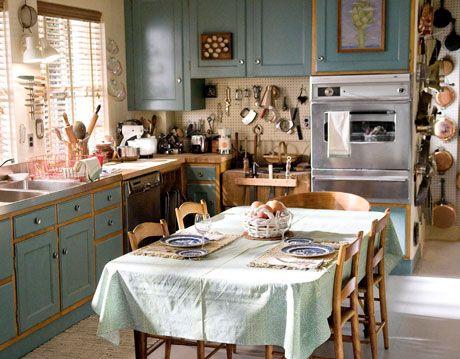 Julia Child\'s Kitchen Re-Created