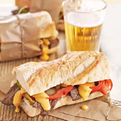 chipotle cheesesteaks