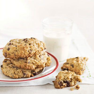 grandma mollies oatmeal raisin chocolate chip cookies