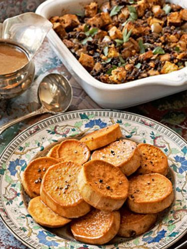 corn bread and sausage stuffing