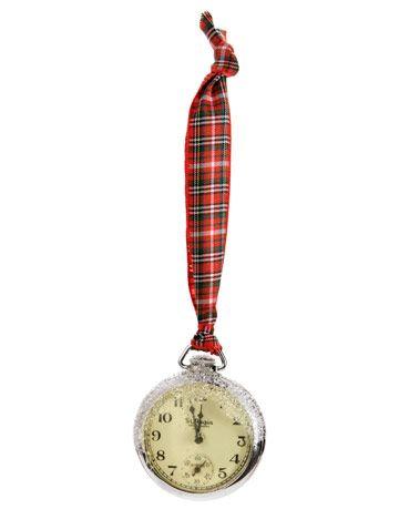 pocket watch ornament