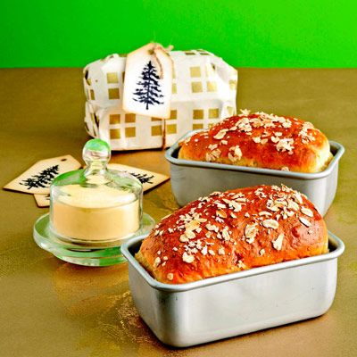 mini country loaves