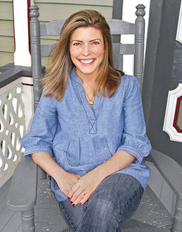 Editor In Chief Of Country Living Magazine Sarah Gray Miller