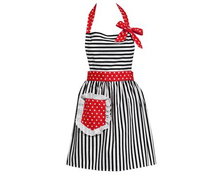 Tie On A Pretty Apron Next Time Youu0027re In The Kitchen! Weu0027ve Got Cute  Modern And Vintage Ones, Plus Instructions For Customizing Your Own.