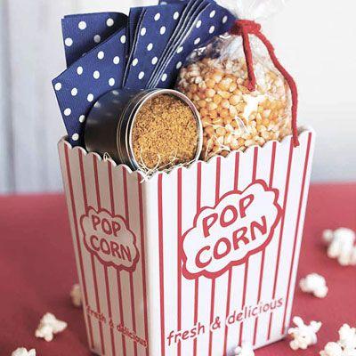 coconut curry popcorn seasoning gift basket