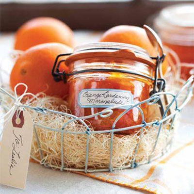 orange marmalade gift basket