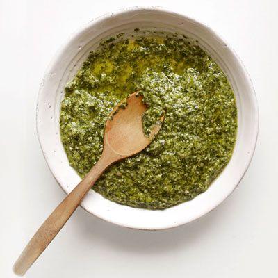 fresh herb pesto