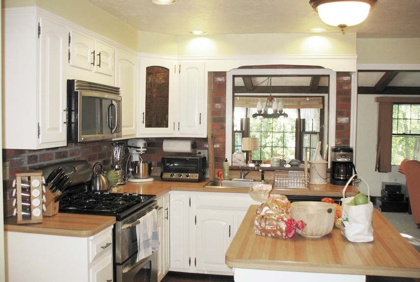 kitchen design photos before and after.  22 Kitchen Makeover Before Afters Remodeling Ideas
