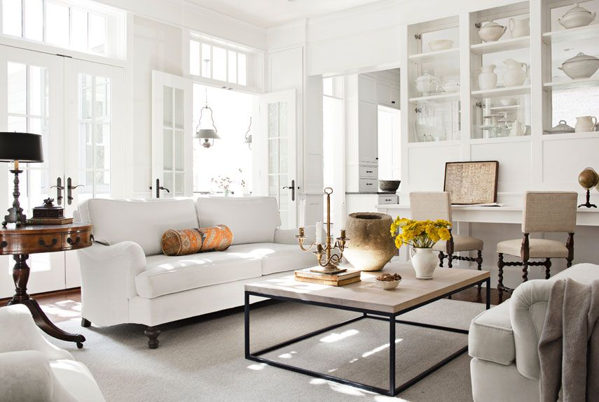48 White Living Room Decor Ideas For White Living Room Decorating Gorgeous White Living Room Ideas