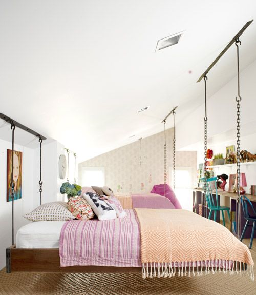 How To Build A Hanging Bed