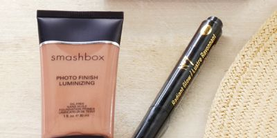 primer and concleaer makeup