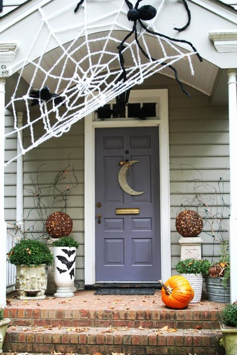 55 Best Outdoor Halloween Decorations Cheap Halloween