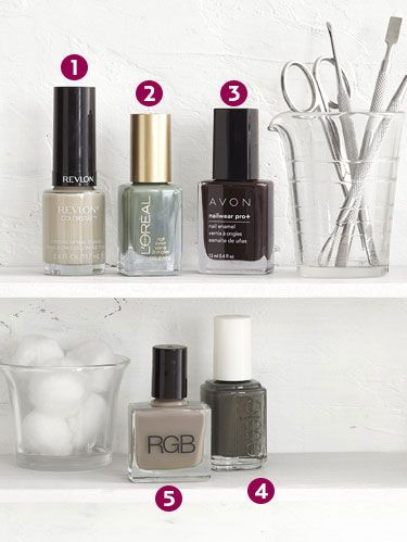 Neutral Nail Polish - Best Neutral Nail Polish Colors