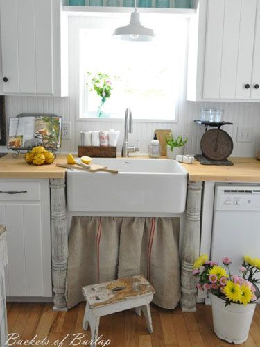 Vintage Kitchen Decor - Flea Market Haul