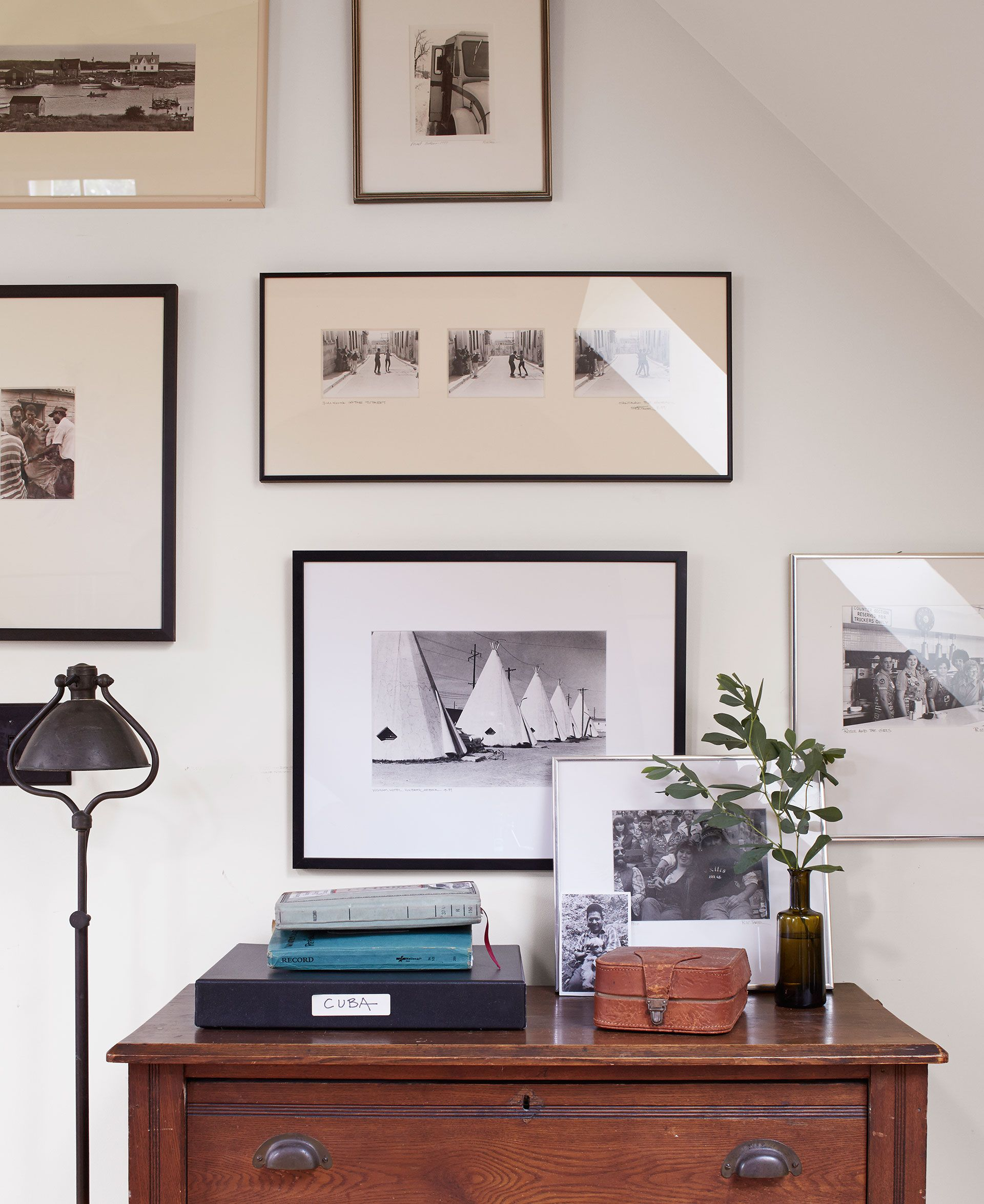 How to Hang Pictures - Creative Ways to Hang Art