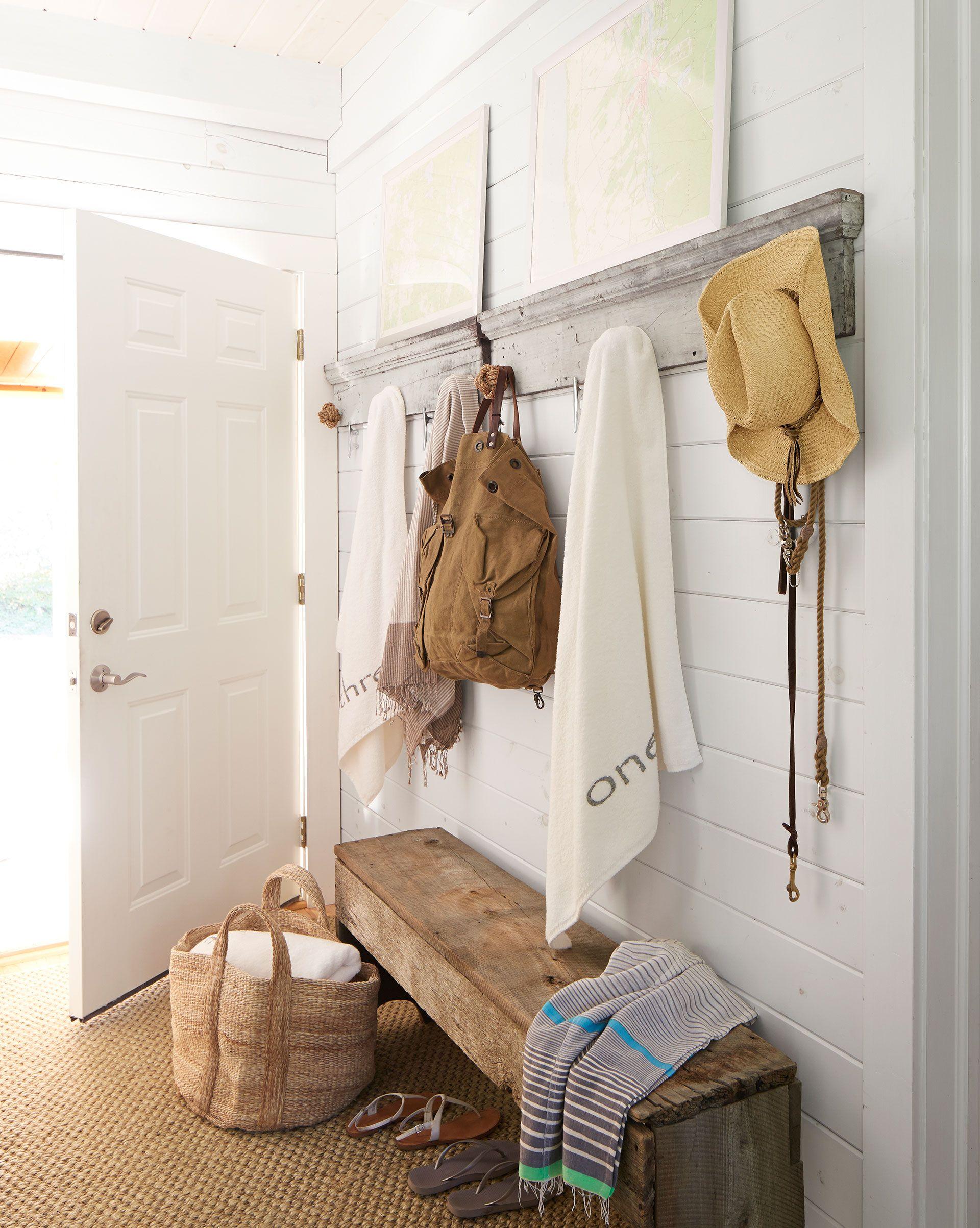 Mud Room Ideas Decorating a Mud or Laundry Room