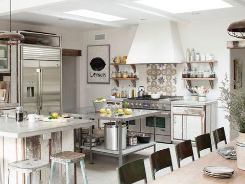 Celebrity Kitchens - Celebrity Decorating Ideas