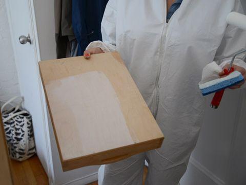 How To Whitewash Furniture Distressed Furniture - Whitewash table top