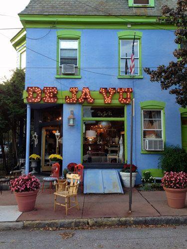 Delaware Vintage Stores Delaware Travel Ideas