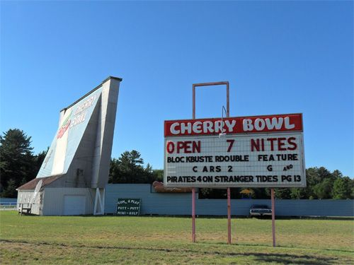 Cherry Bowl Pep In Honor Mi