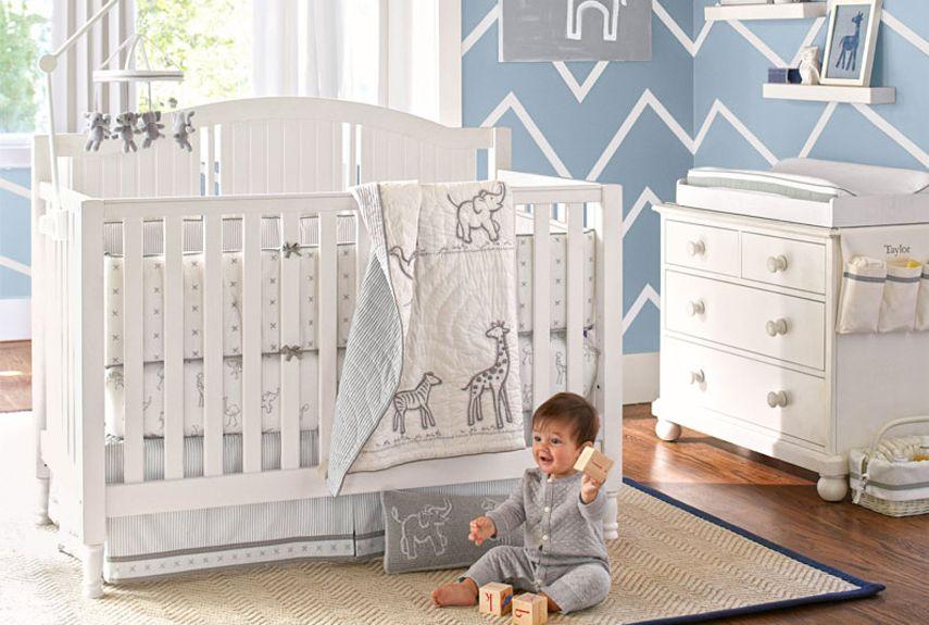 20 Best Baby Room Ideas Nursery Design Organization And Storage Tips