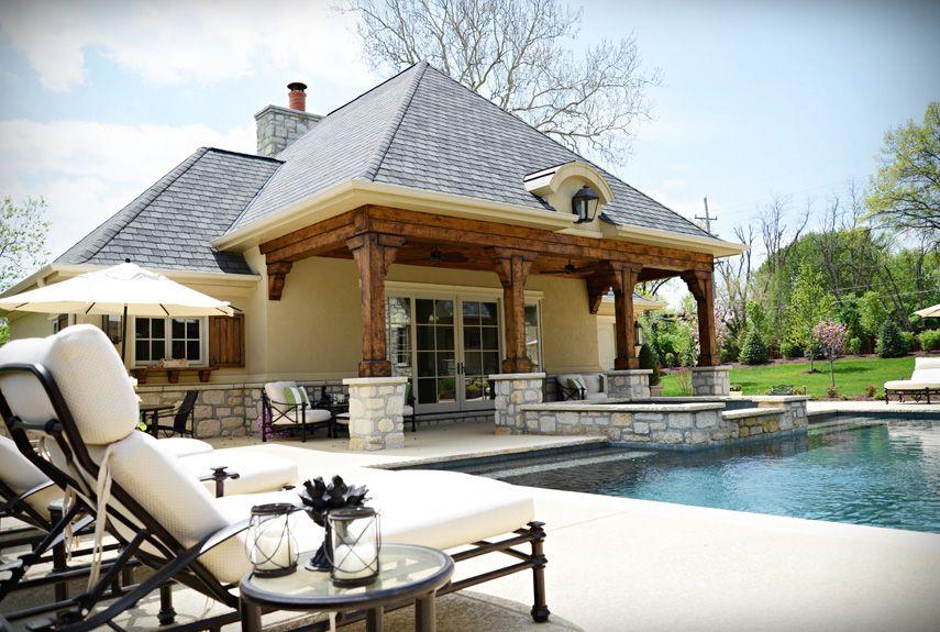 22 In-Ground Pool Designs - Best Swimming Pool Design Ideas