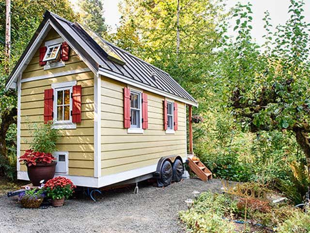 bayside bungalow tiny house