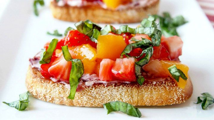 18 Insanely Quick Summer Snacks