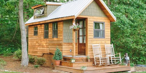 Tiny House Dream Bungalow