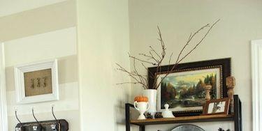 Wood, Room, Floor, Flooring, Interior design, Hardwood, Wood flooring, Grey, Shelving, Interior design,