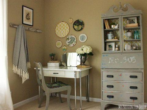 Vintage Guest Bedroom Makeover Hometalk Decorating Ideas