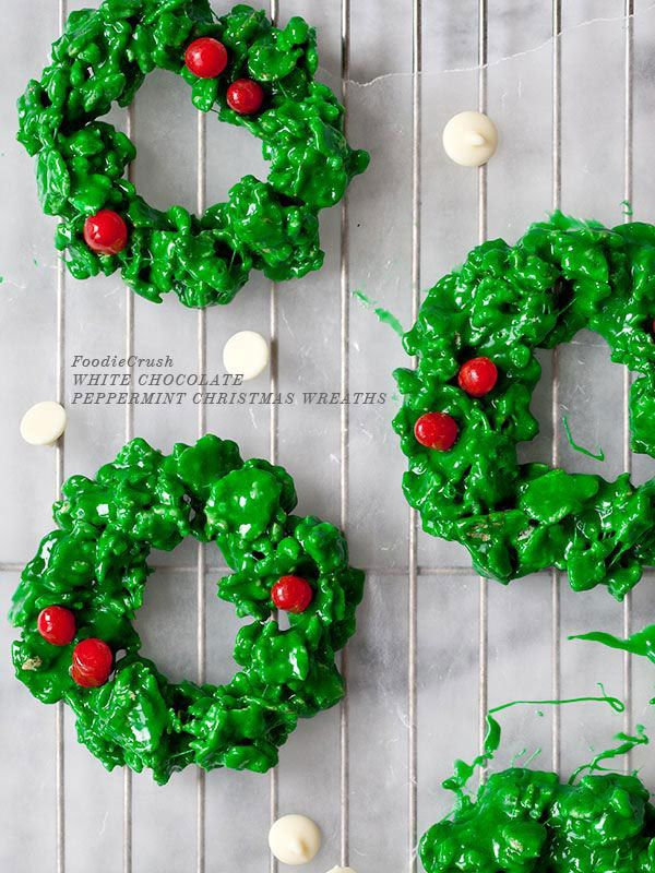 11 Christmas Wreaths That Taste As Good As They Look