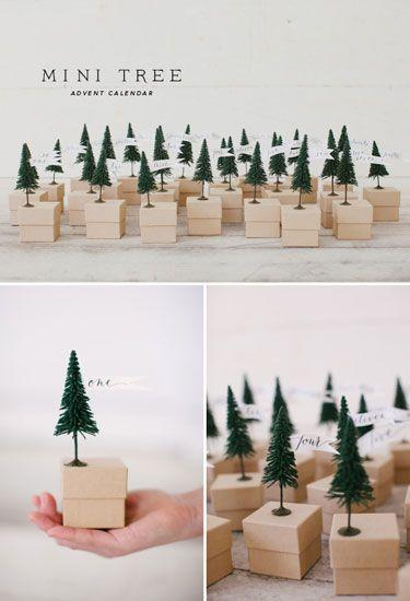 33 diy advent calendar ideas homemade christmas advent calendars solutioingenieria Image collections