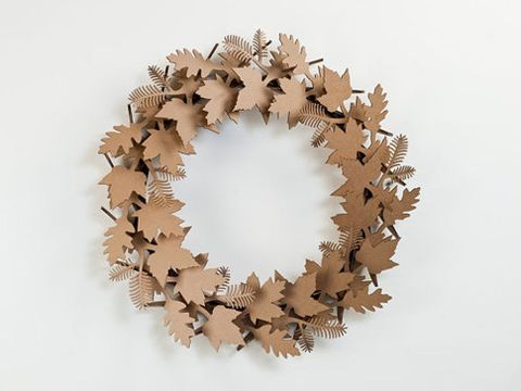image - Cardboard Christmas Decorations