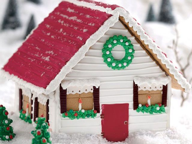 25 Cute Gingerbread House Ideas U0026 Pictures   How To Make A Gingerbread House