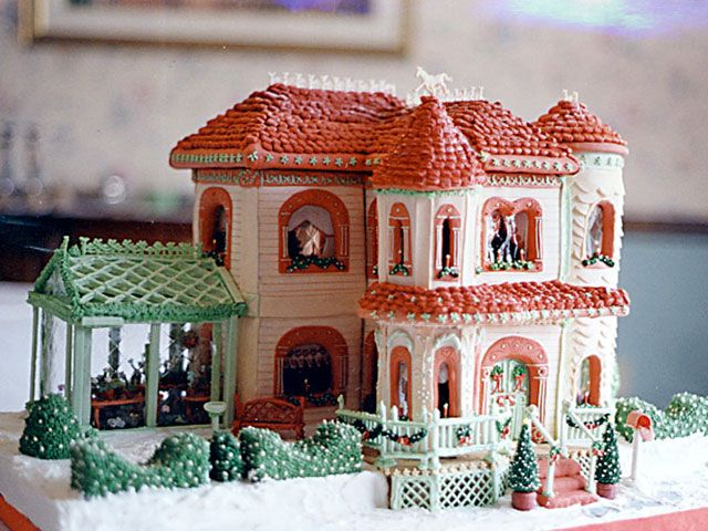 Superbe 25 Cute Gingerbread House Ideas U0026 Pictures   How To Make A Gingerbread House