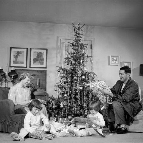 Image result for 1950s christmases uk""