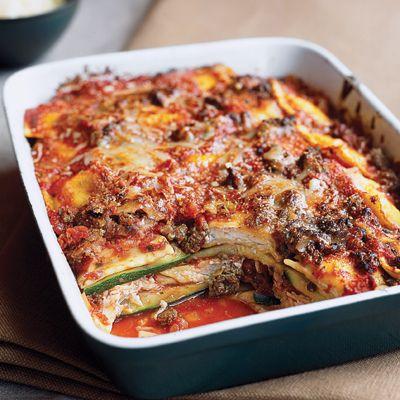 ravioli zucchini lasagna recipe